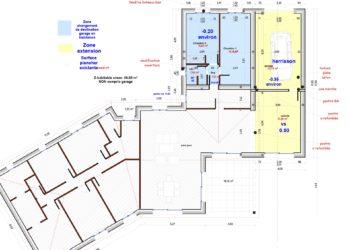 Plan d'extension garage